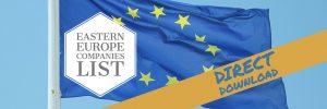 EASTERN EUROPE companies lists