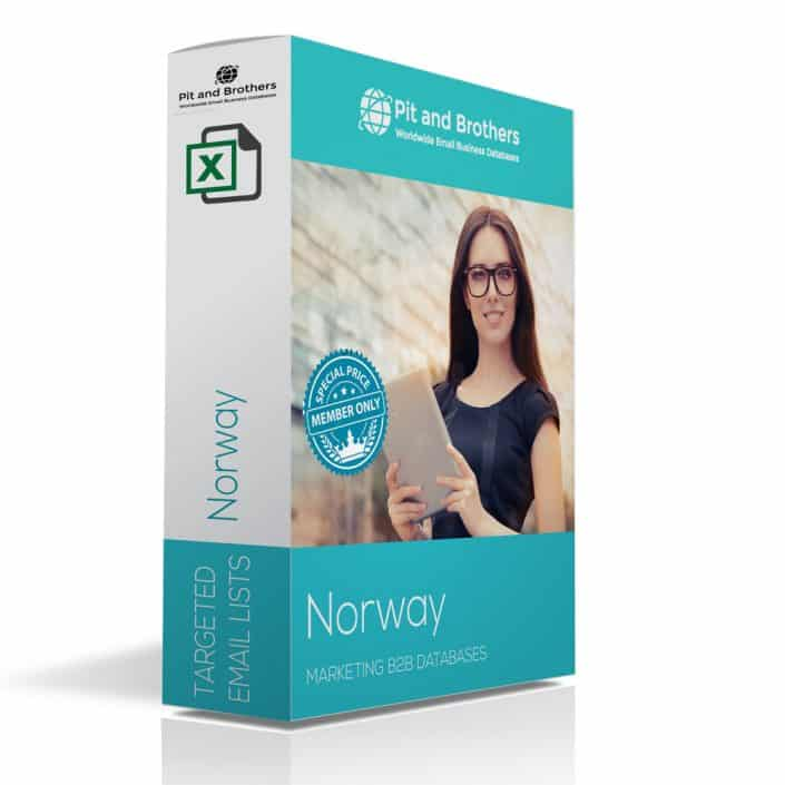 norway-bbdd-email-lists-companies