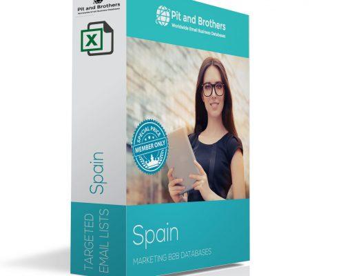 Spain-Companies-database